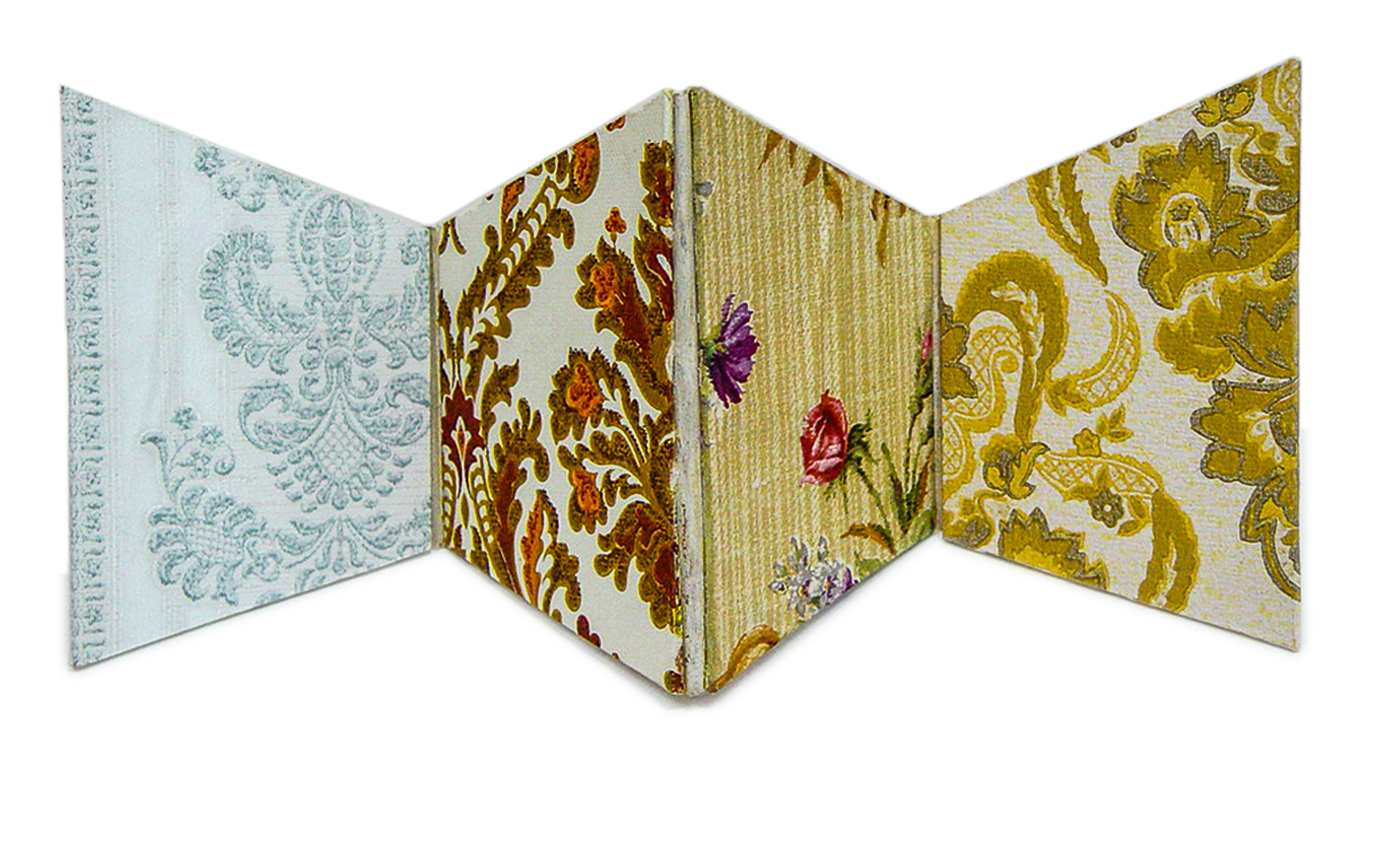 Magnolia Soto. Diorama. Topofilia interior. Técnica mixta. 18,5 cm. x 50.5 cm x 2cm. 1998