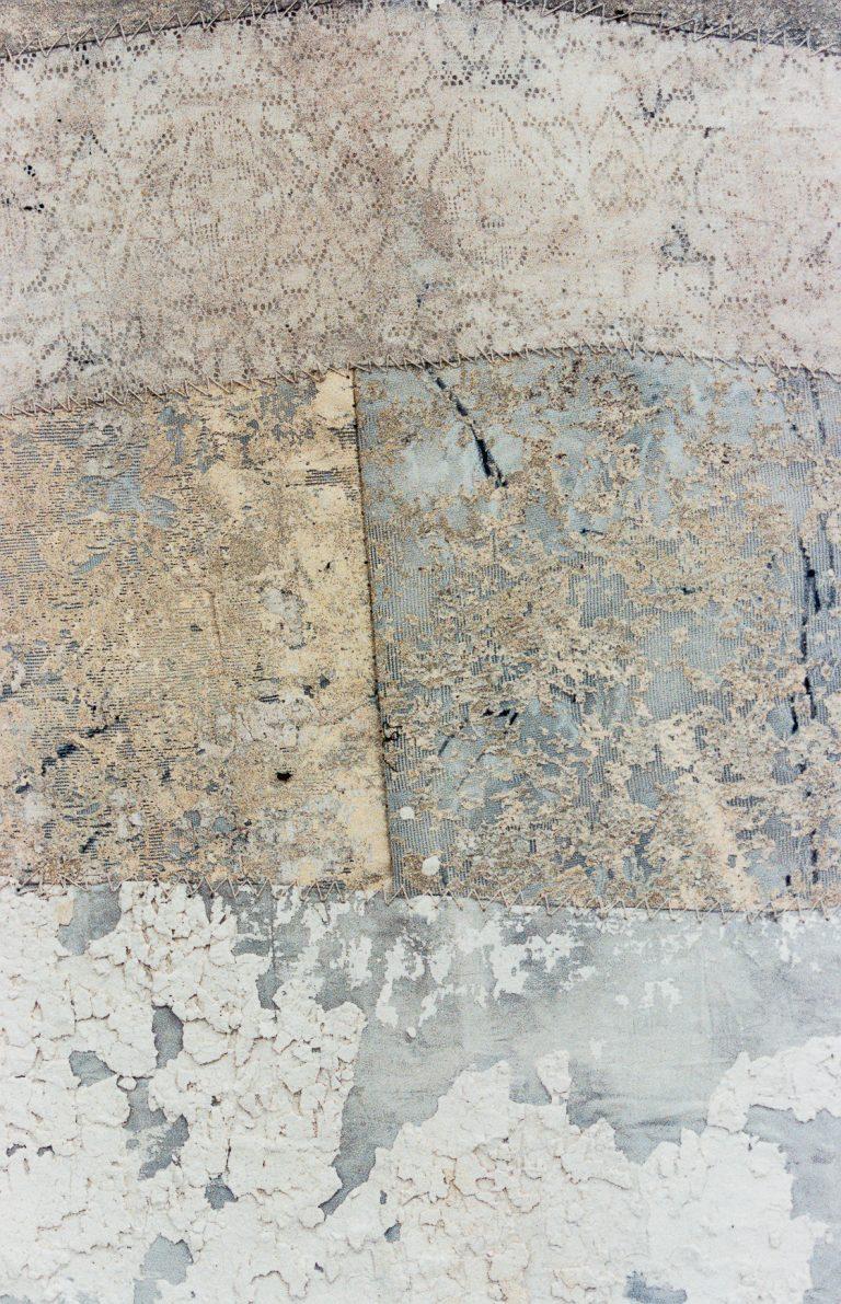 Magnolia Soto. Sin título. 1997. Técnica mixta. 220 x 283 cm. (detalle 2)