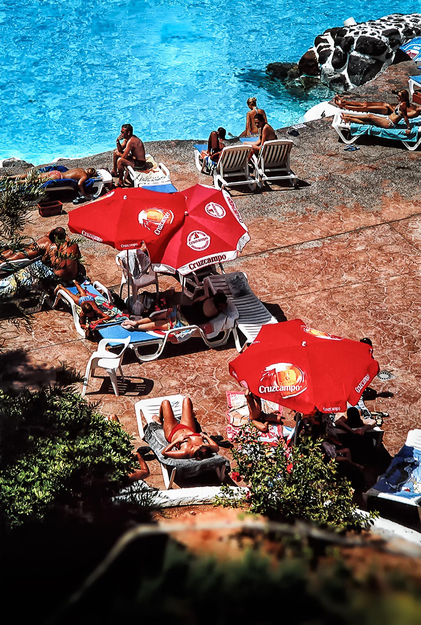 Magnolia Soto. Paraíso serie 5 - 1. 2002. Impresión fotográfica, 50 x 70 cm.