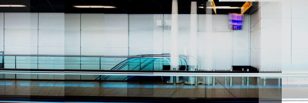 Magnolia Soto. Panoramic Airport 50-51-52-54-55. 2015. Fotografía. Medidas Variables.
